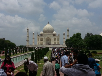 India-August 2014