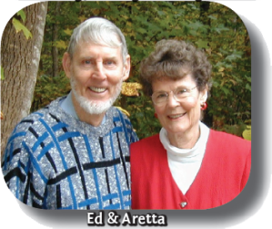 Ed and Aretta Loving 2010