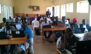 Bible Translation class
