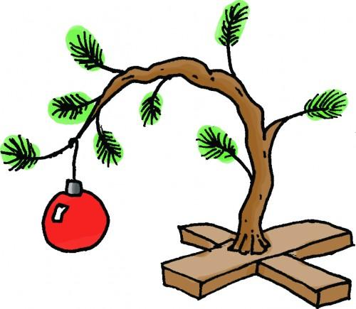 001 Charlie Brown Tree 500 215 435 The Haugh Herald
