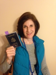 Visa is in hand!